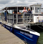 Chichester Harbour Conservatory boat